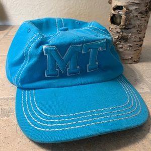 Accessories - NWOT MT Blue Baseball Hat